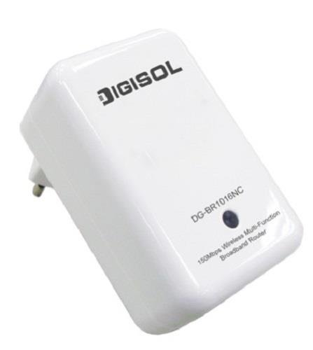 Digisol DG-BR1016NC 150Mbps Wireless Multi-Function Broadband Router Routers (Computers & Accessories) at amazon