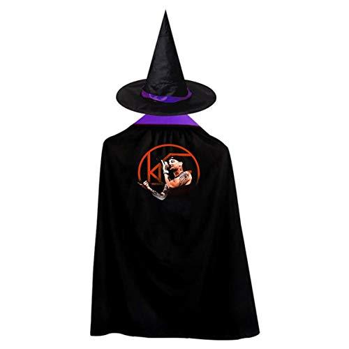 Girls Kane Brown Cool Music Band Halloween Wizard
