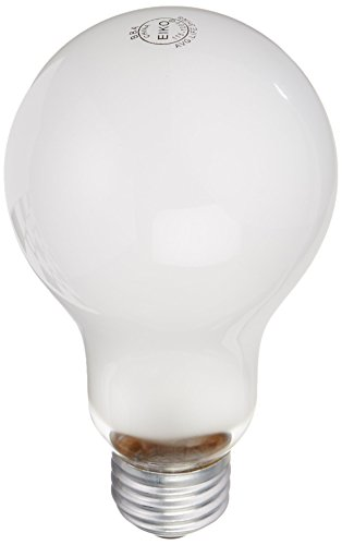 Eiko 00040 - BBA Photoflood Light Bulb 120V 250W Inside Frosted A-21 E26 Base