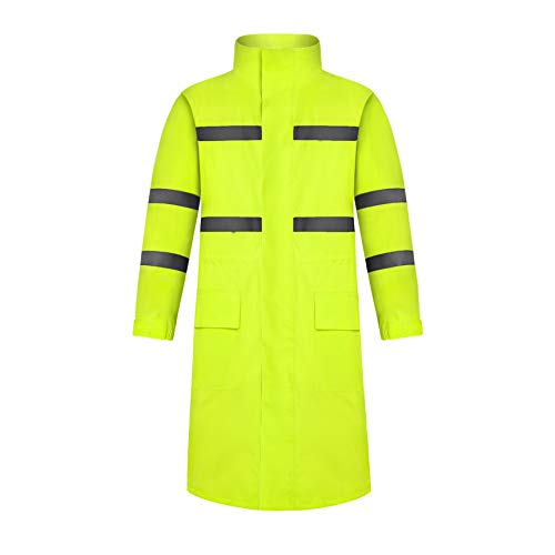 Expert choice for long rain coats for men ansi