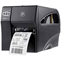 Zebra ZT22042-D01200FZ Industrial Direct Thermal Tabletop Printer, 203 DPI, Monochrome, With 10/100 Ethernet Connection
