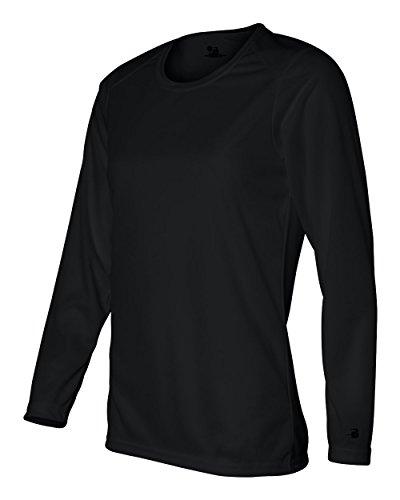 badger-sportswear-womens-b-dry-long-sleeve-performance-tee-black-x-large