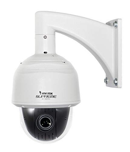 Vivotek SD8363E 1080p HD, 20x Zoom, NEMA 4X, IP66 Extreme Weatherproof, PoE Plus, Speed Dome Network Camera