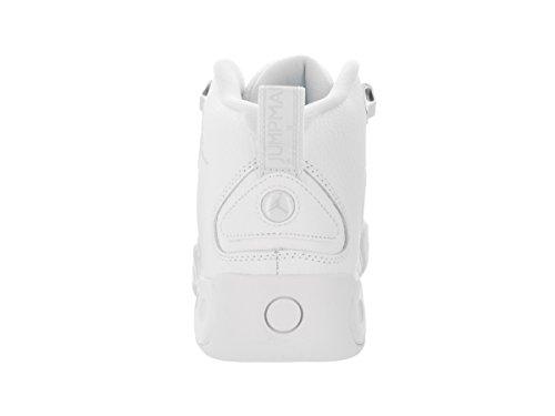 Nike Jordan Kinder Jordan Jumpman Pro BG Weiß / reines Platin