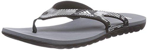 online store b0bb0 3690b adidas Calo 5, Tongs Homme - Noir (Core BlackVista Grey S15ftwr White),  48.67 EU Amazon.fr Chaussures et Sacs