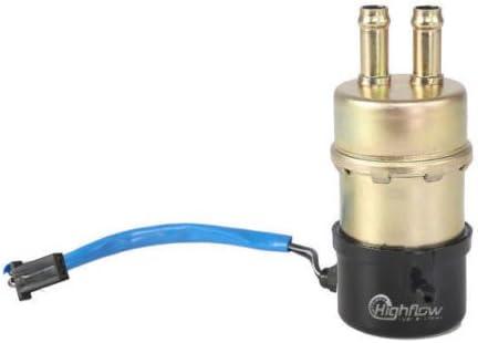 ZX1100E HFP-181 ATV//Quad External Inline Fuel Pump Replacement for Kawasaki GPZ 1100 // Suz QUV 620 2005-2005