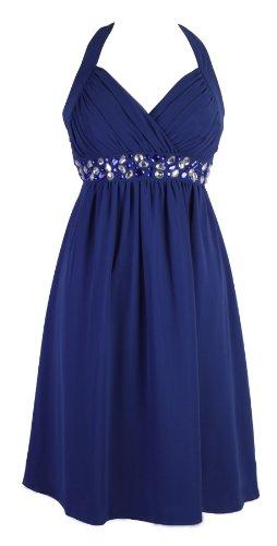 reale Evening Blu e Dress da Emily My da Abiti Donna Cerimonia Sera 6RxqPxv