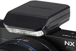 Samsung SEF8A Flash for Samsung NX200, NX210, NX1000 Digital Cameras by Samsung