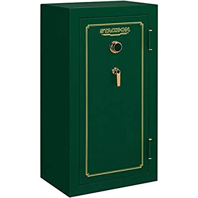 Stack-On Fire Resistant 24-Gun Safe with Combination Lock from