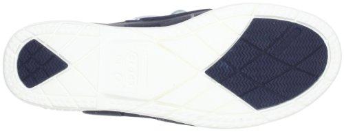 navy Náuticos Line white Hombre Para 14327 Blu Beach Crocs qpnWBB