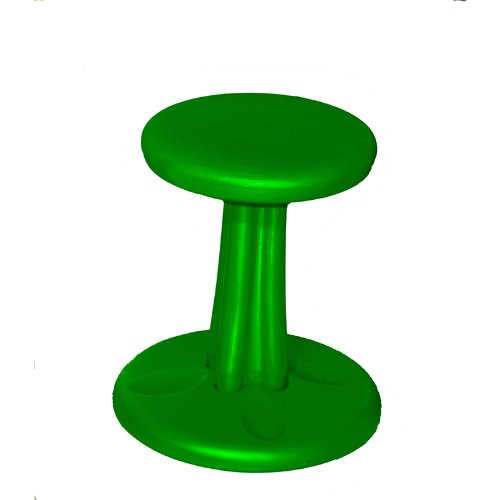 KORE DESIGN KIDS KORE WOBBLE CHAIR 14IN GREEN (Set of 3) by KORE DESIGN
