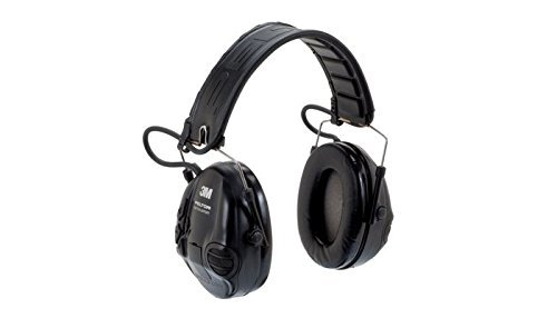 3M 04528 Peltor MT16H210F Tactical Sport Electronic Headset (Liquid Earmuffs)