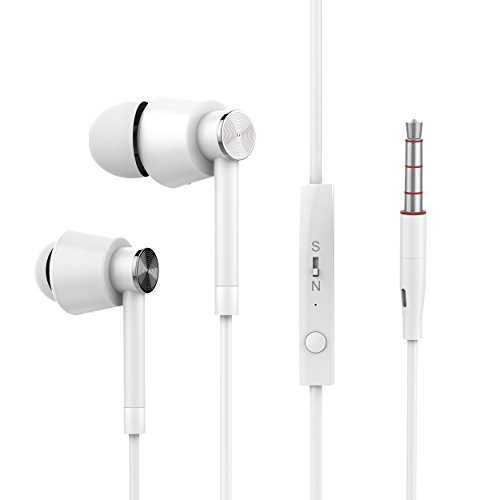 Mxstudio Sports Earphones Control White