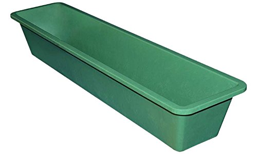 Toteline 1104085105 Nesting Container, Glass Fiber Reinforce, Plastic Composite, 30.5