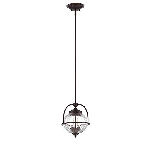 (Savoy House 7-460-2-213 Two Light Pendant)