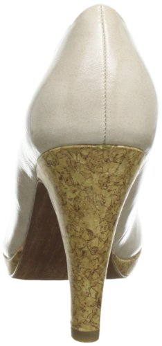Marco Tozzi 2-2-22417-20 - Zapatos de tacón para mujer Marrón (Braun (TRUFFLE PATENT 437))