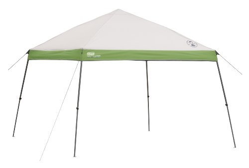 Coleman 12 x 12 Slant-Leg Instant Shelter, Outdoor Stuffs