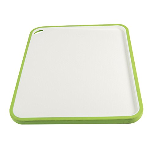 Timber Log 1 Drawer (Rekukos Nonslip Double Sided Plastic Chopping Cutting Board With Silicone Edges,15 Degrees Slop Gurface,14
