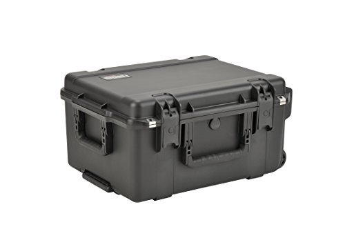 (SKB 3I Series Injection Molded Equipment Case - 20 x 15 - Inch, Empty)