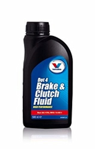 Valvoline - 91597 - Valvoline de líquido de frenos DOT4 500 ml: Amazon.es: Coche y moto