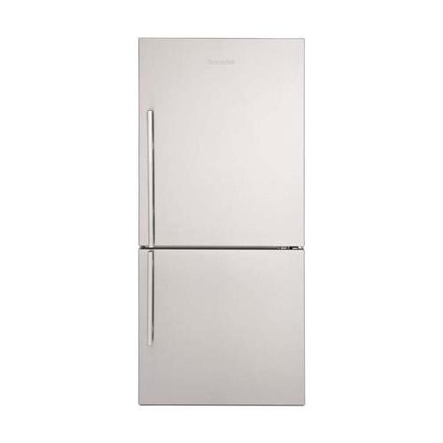 Blomberg BRFB1822SSN 30 Inch Counter Depth Freestanding Refrigerator with 16.2 cu. ft. Total Capacity, 5.1 cu. ft. Freezer Capacity