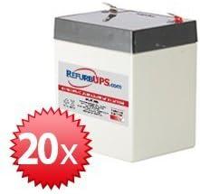 Compatible Replacement Battery Kit GXT5000R-208 Emerson-Liebert GXT 5000 UPS