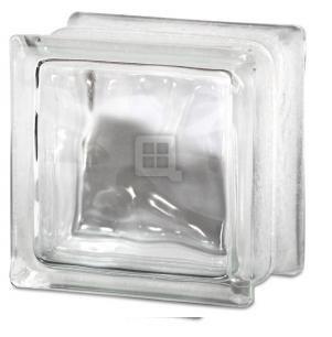 Quality Glass Block 6 x 6 x 4 Decora Glass Block
