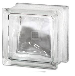 Quality Glass Block 6 x 6 x 4 Decora Glass Block