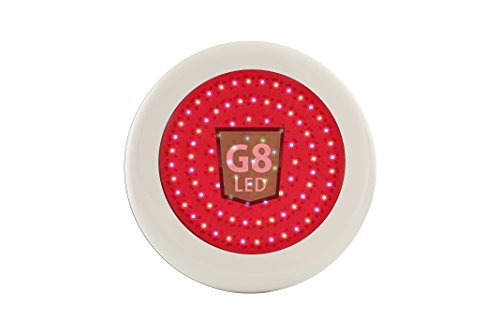 G8LED 90 Watt LED All RED Flowering BOOST Grow Light by G8LED