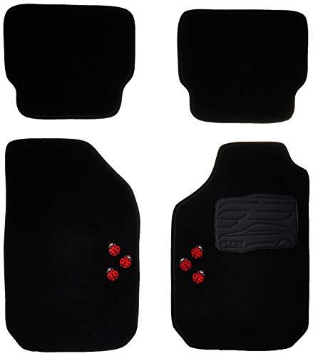 Carpete Flash Acessórios Universal Joaninhas