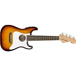 Fender Fullerton Stratocaster Ukulele – Sunburst