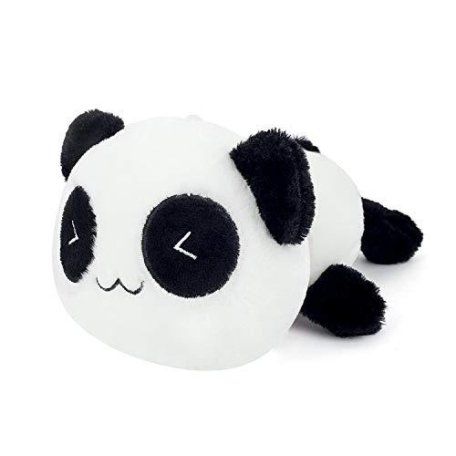 Lying Plush Stuffed Panda Toy Small Panda Pillow Animal Toy for Kids Nice Sofa Decoration -