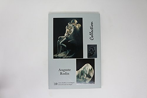 RMN - Musée Rodin - Rodin - Notecard and Envelope (Set of 10)