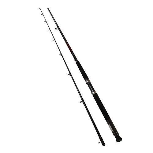 (Daiwa Wilderness Downrigger Trolling Freshwater Rod, 8' Length, 2Piece, 8-17 lb Line Rate, Medium/Light Power)