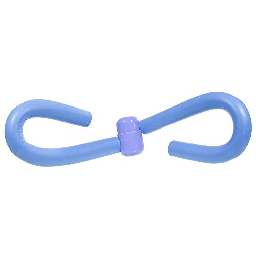 PanZhaoSport Thigh Toner Workout Equipment, Arm Workout Leg Exercise Thigh Master Trimmer Inner Thigh Exercise Equipment All in One Trainer (Blue, 26)