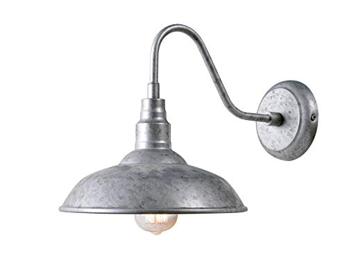 Galvanized Outdoor Wall Lighting in US - 6