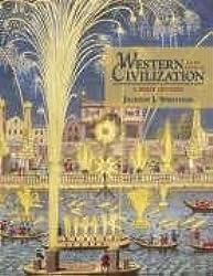 West Civ Brf Hist W/Info 3e: A Brief History