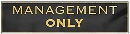 16x4 CGSignLab Classic Gold Wind-Resistant Outdoor Mesh Vinyl Banner Management Only