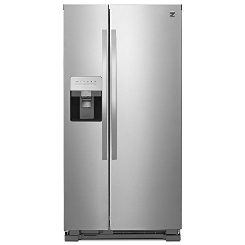 Kenmore 4651753 21 Cu Ft Side By Side Refrigerator With