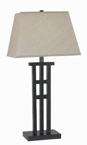 McIntosh Table Lamp in Bronze