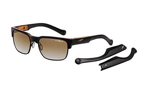 (Arnette Dean AN4205 - 2274/T5 Sunglasses Black)