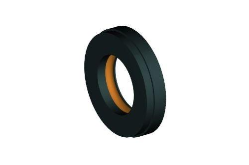 WIDIA Erickson CDER25045MER25 Locknut Coolant Seal Disk .1772 Range WIDIA Products Group 1260105 .1772 Range 4 mm-4.5 mm//.1575 4 mm-4.5 mm//.1575