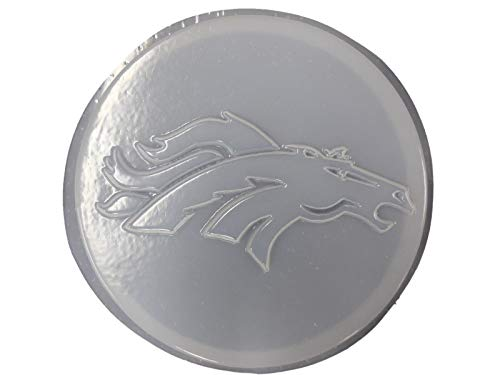 Round Horse Head Stepping Stone Concrete or Plaster Mold 1188