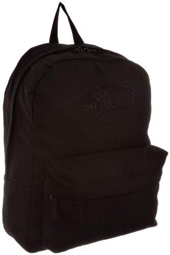 vans damen rucksack g realm backpack onyx 42 5 x 32 x 12 5 cm 22 liter vnz0158 bestseller. Black Bedroom Furniture Sets. Home Design Ideas