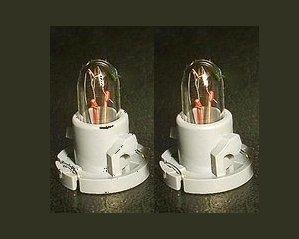 2002-2006 Toyota Camry (Set of 2 Bulbs) Heater A/c Climate Control Dash Light Bulb Kit