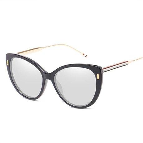 Señoras Beige Aleación Espejo de Nuevo marca de Retro Sombras Amarillo sol fábrica Gafas de GGSSYY Diseñador Marco la de sol Mujeres Gafas fxPa5q1