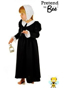 Florence Nightingale (Black) - Kids Costume 7 - 9 years by Pretend to Bee