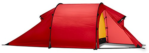 Hilleberg Nammatj 3-Person Mountaineering Tent, Red fly