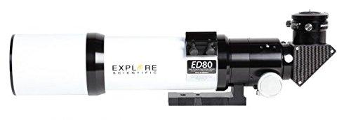 Explore Scientific ED80 Classic White Essential Series f/6 A