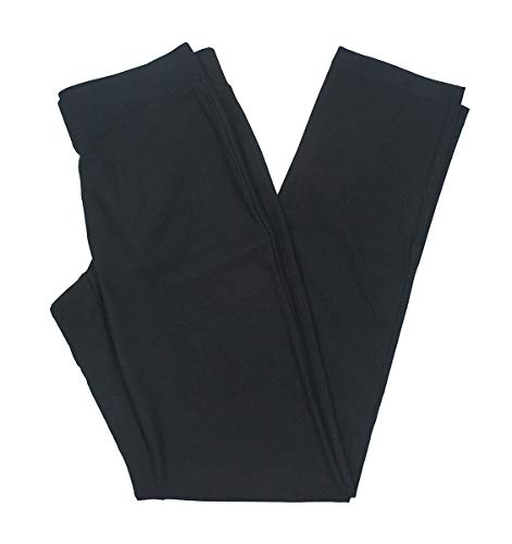 Eileen Fisher Washable Stretch Crepe Slim Leg Pant with Yoke Waistband ()